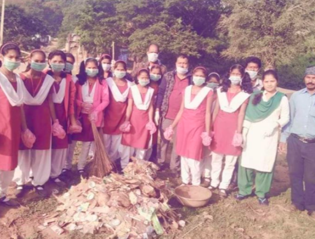 Niyamgiri: Dongria Kondh Girls Made to Clean Hindu Temples