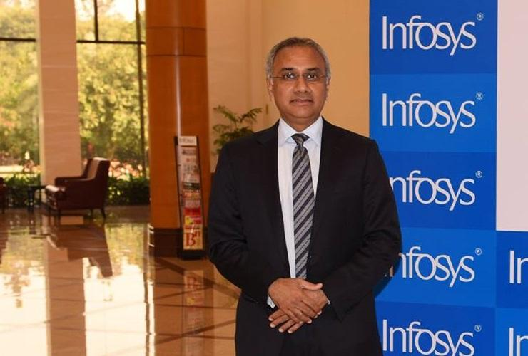 Chief Executive Officer (CEO) Salil Parekh