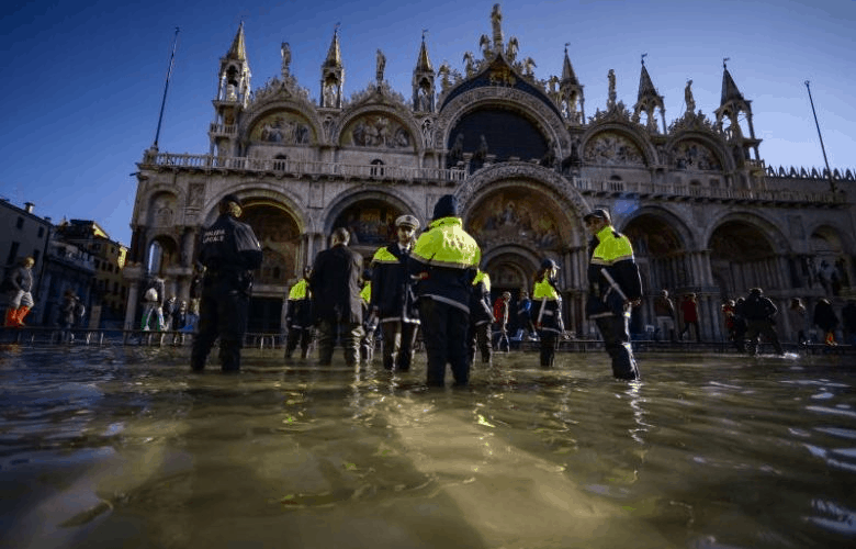 Italy Declares State of Emergency in Venice After Flood