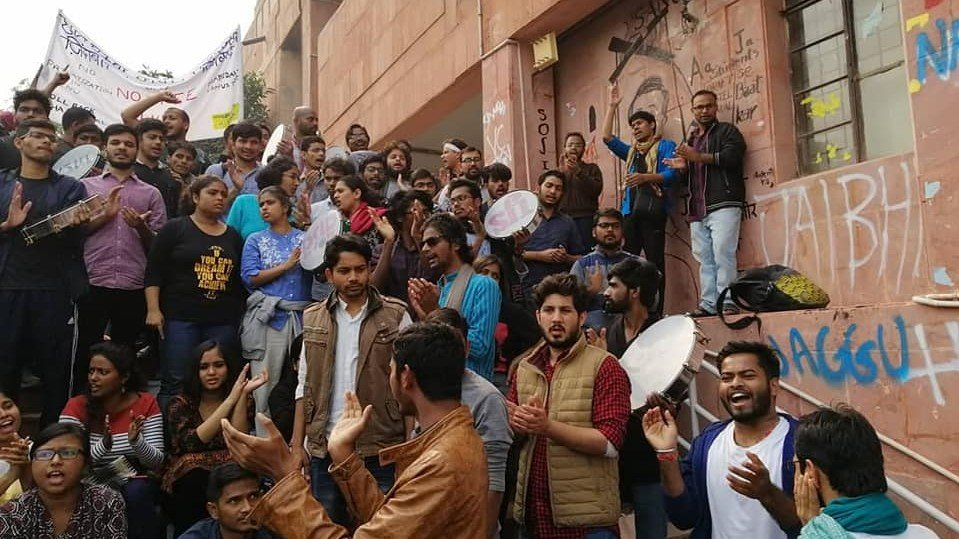 JNU: Students to Observe National
