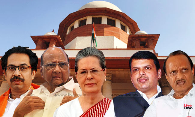 SC to Pass Order on Maharashtra Floor Test on Tuesday Morning
