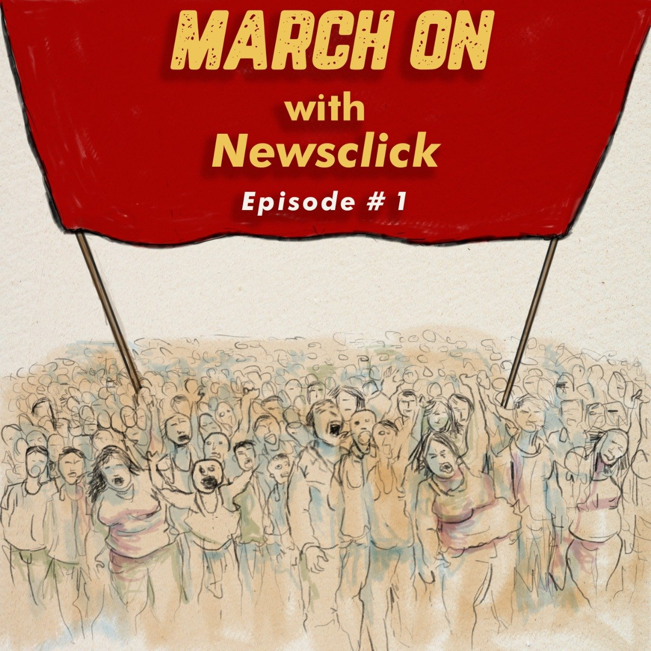 March on Episode #1