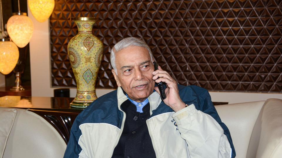 Situation in Kashmir Far From Normal: Yashwant Sinha After Valley Visit