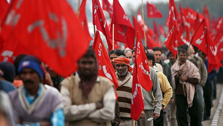 Lakhs Gear Up for General Strike