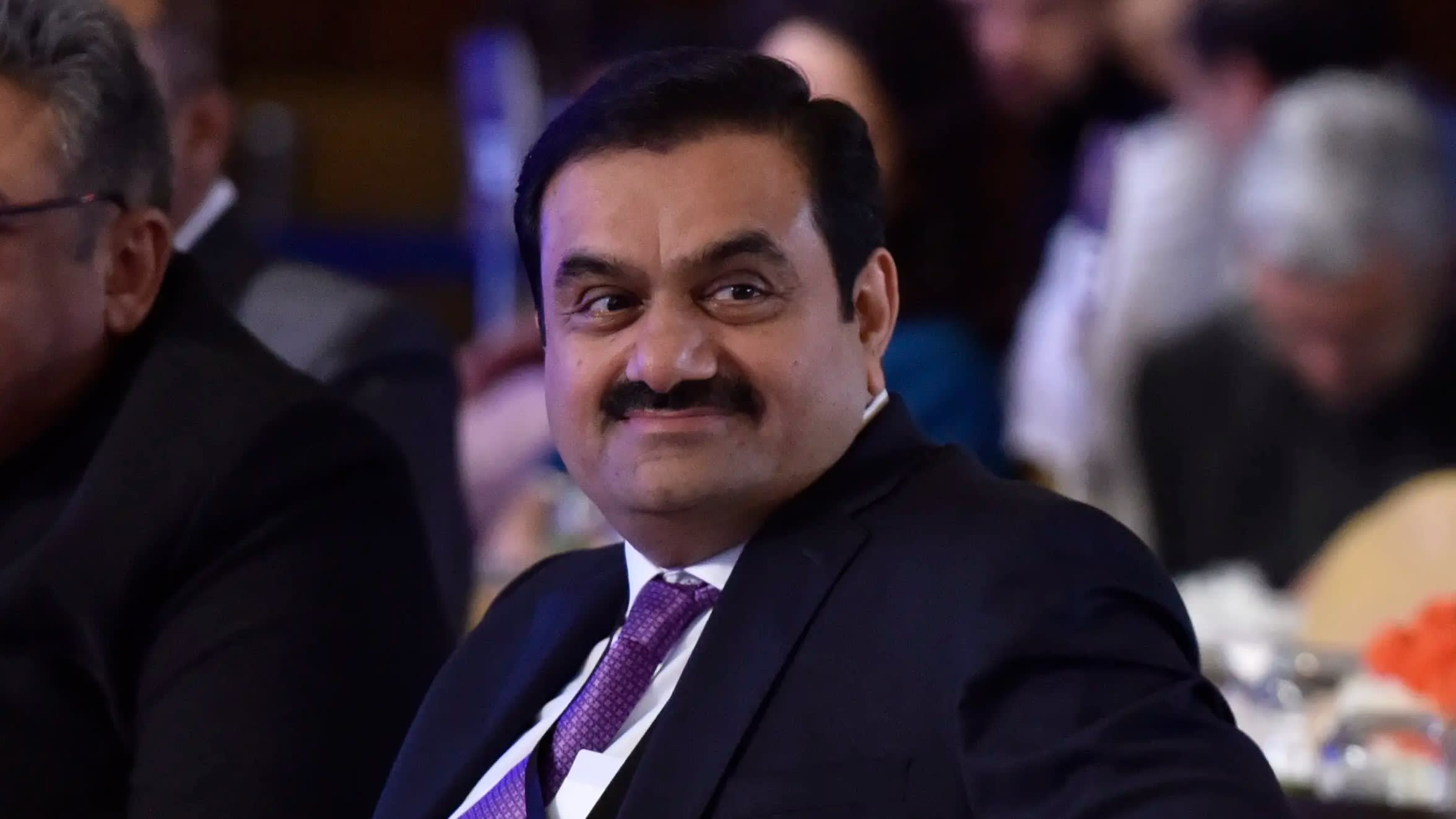 Adani real estate joint venture illegal profiteering