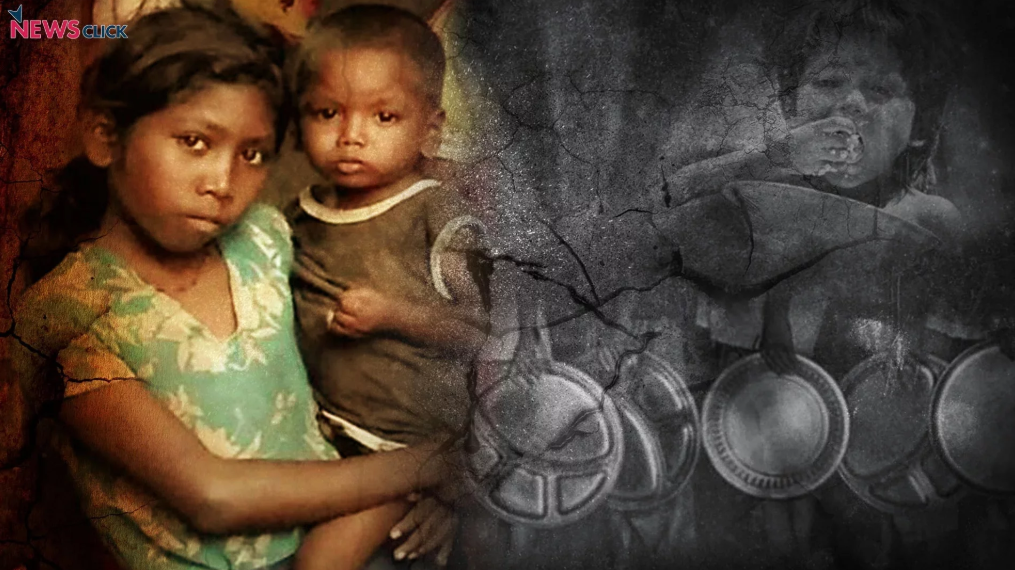 Jharkhand: Why Starvation