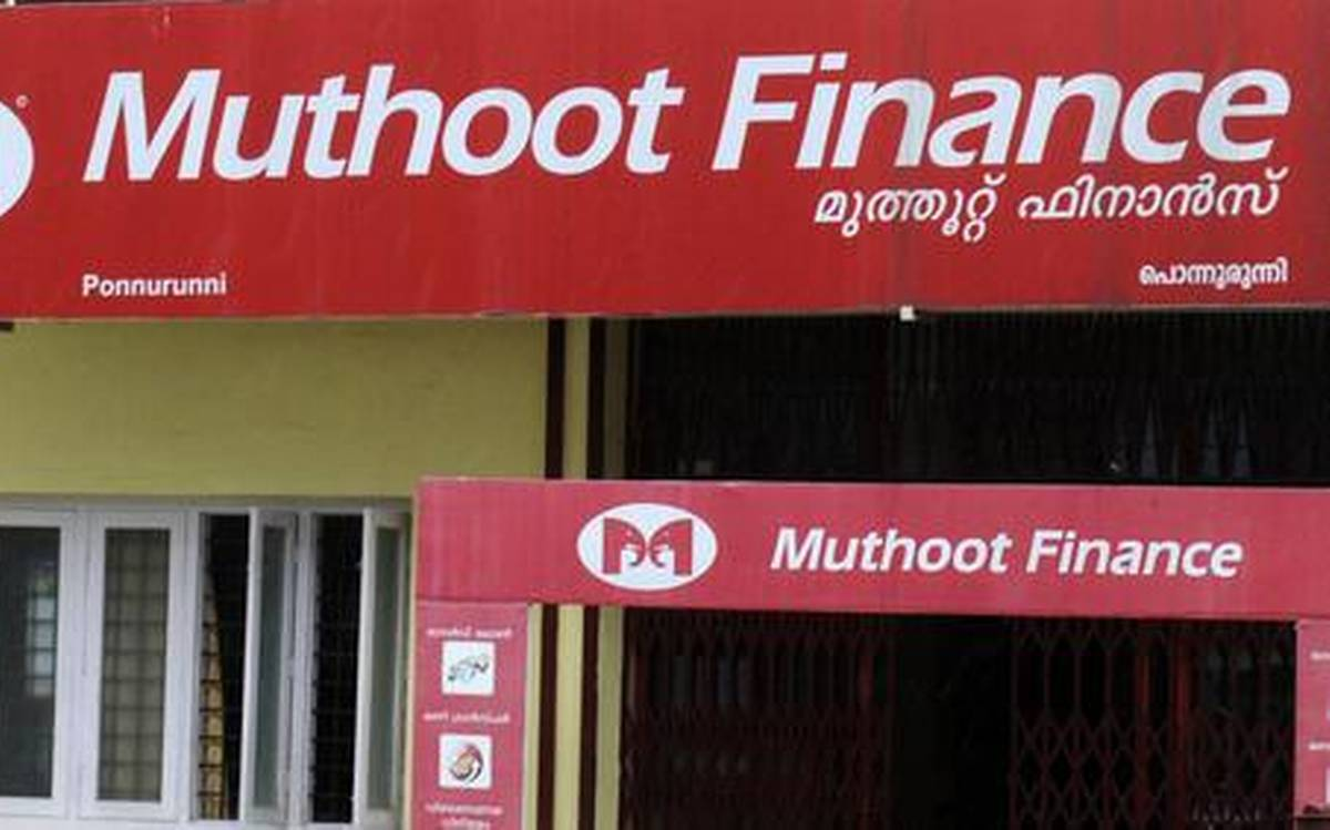 Muthoot Finance Fires