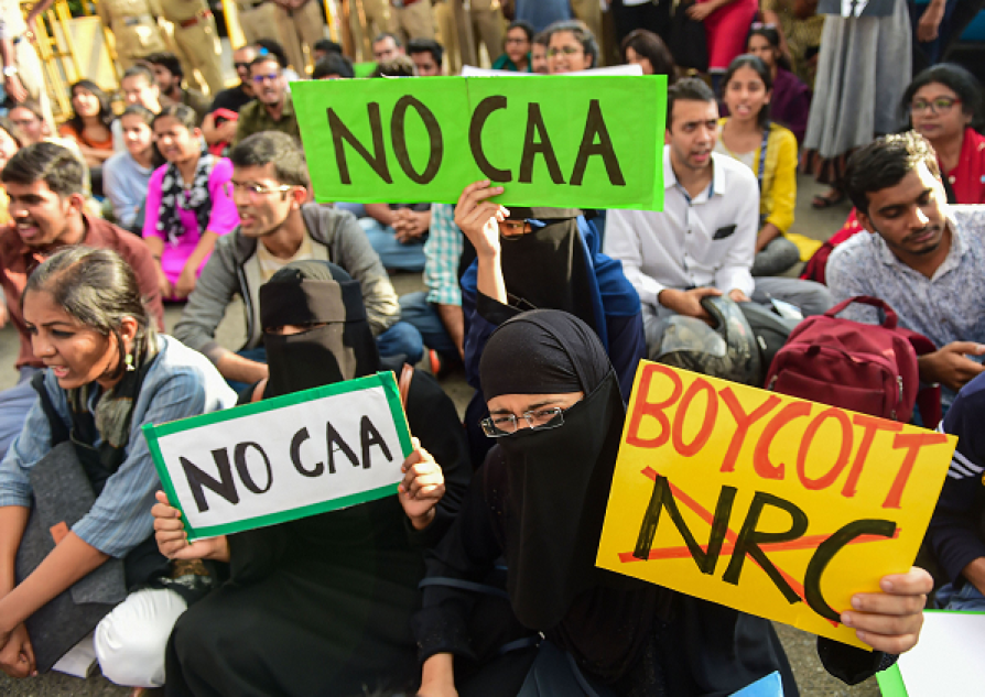 Clubbed with NRC, CAA May Affect Status of India's Muslims: US Congress Research Wing Report