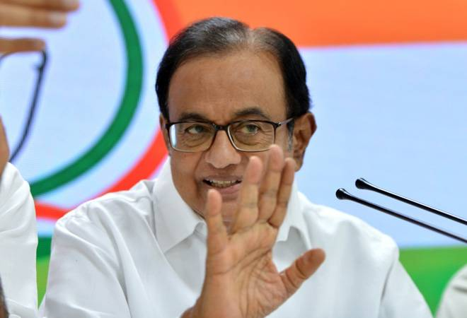 "Out on Bail, Chidambaram Blasts ""Clueless"" Modi Govt on Economy"