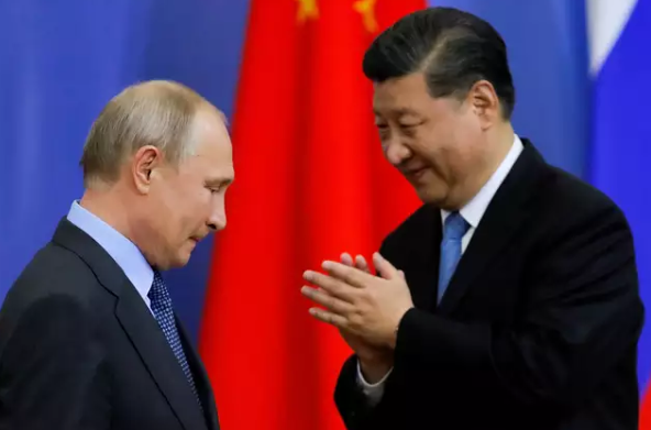Putin, Xi Launch 'Historic' Russian Gas Pipeline to China
