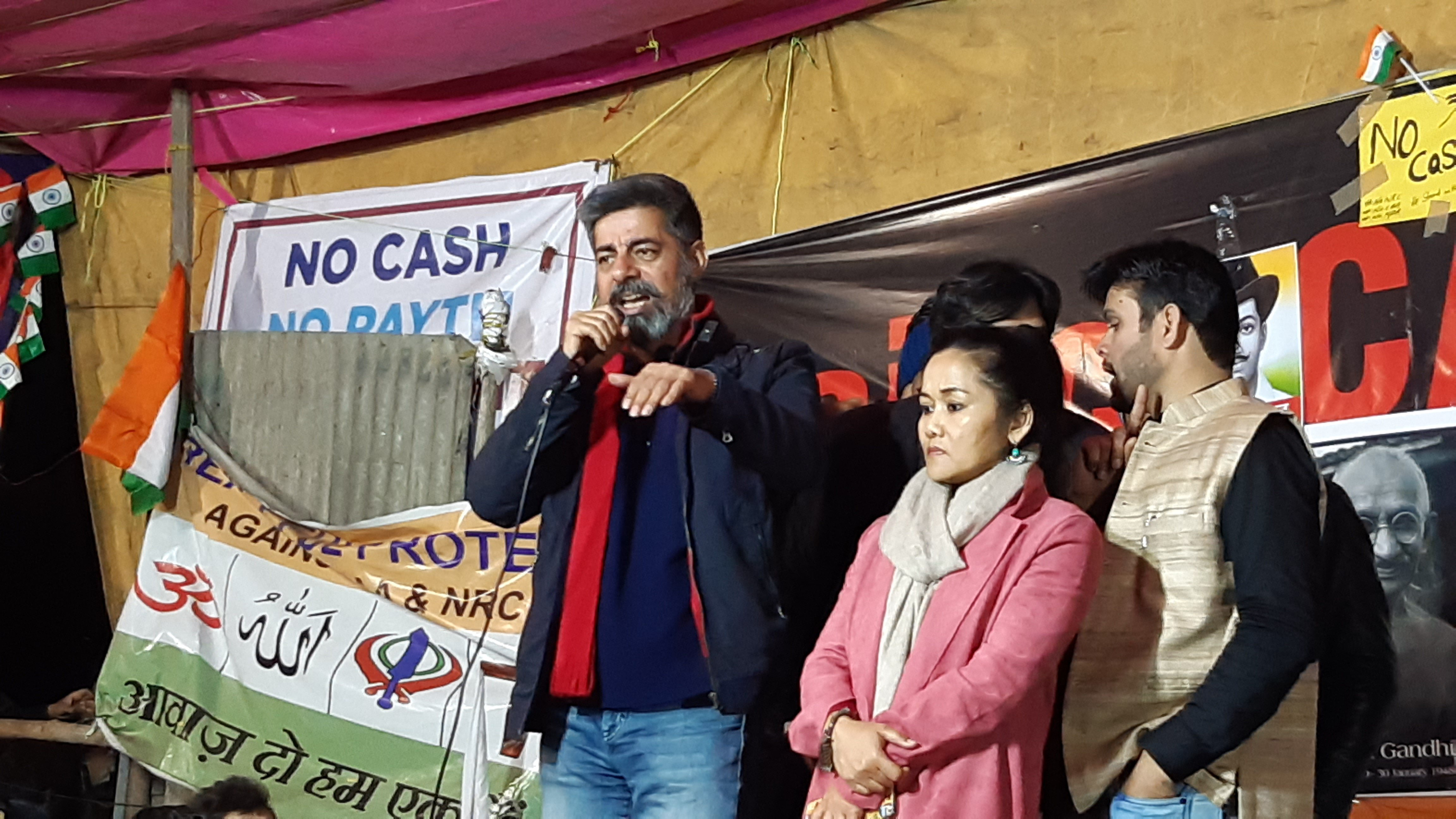 CAA-NRC: Govt Should Engage in Meaningful Debate Instead of Maligning Protests, Says Actor Sushant Singh
