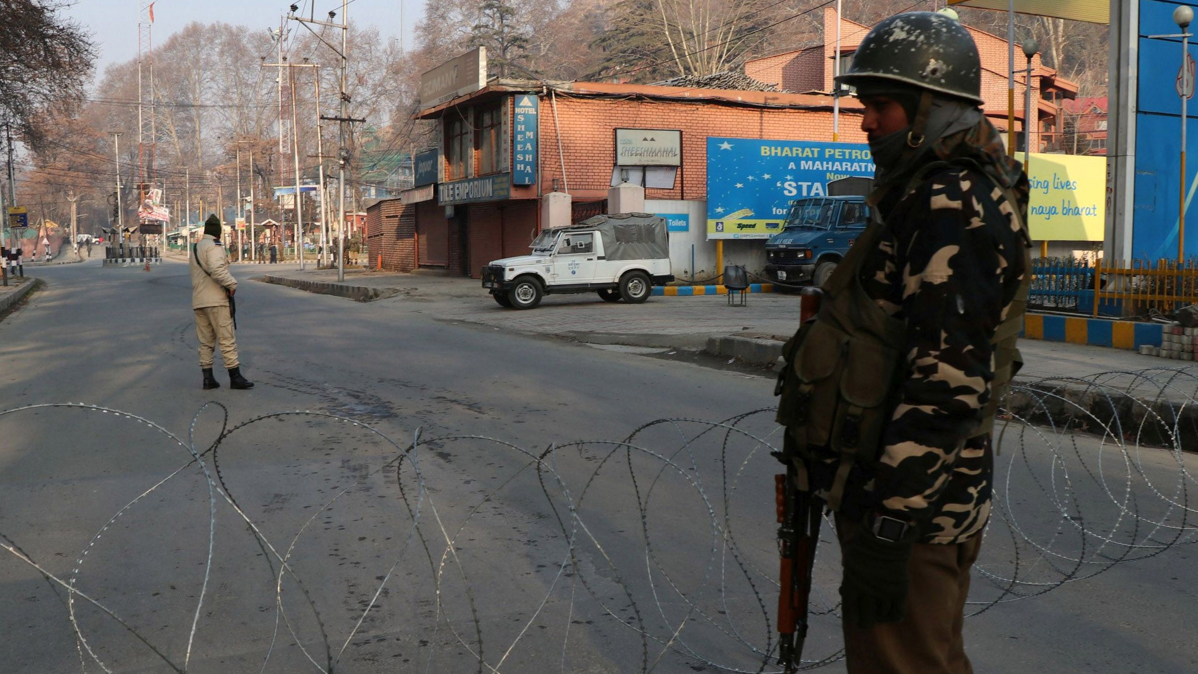 J&K: Act in Haste