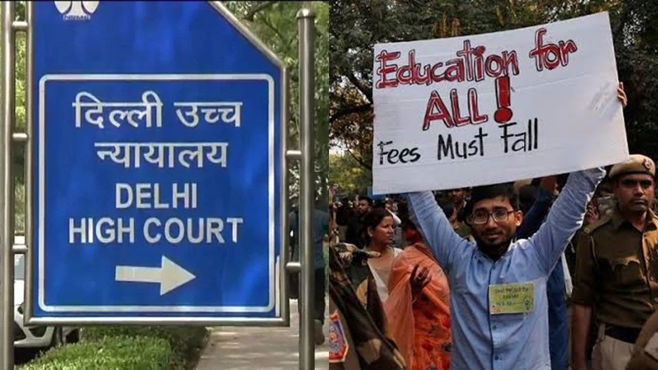 Delhi HC order on JNU hostel fee hike