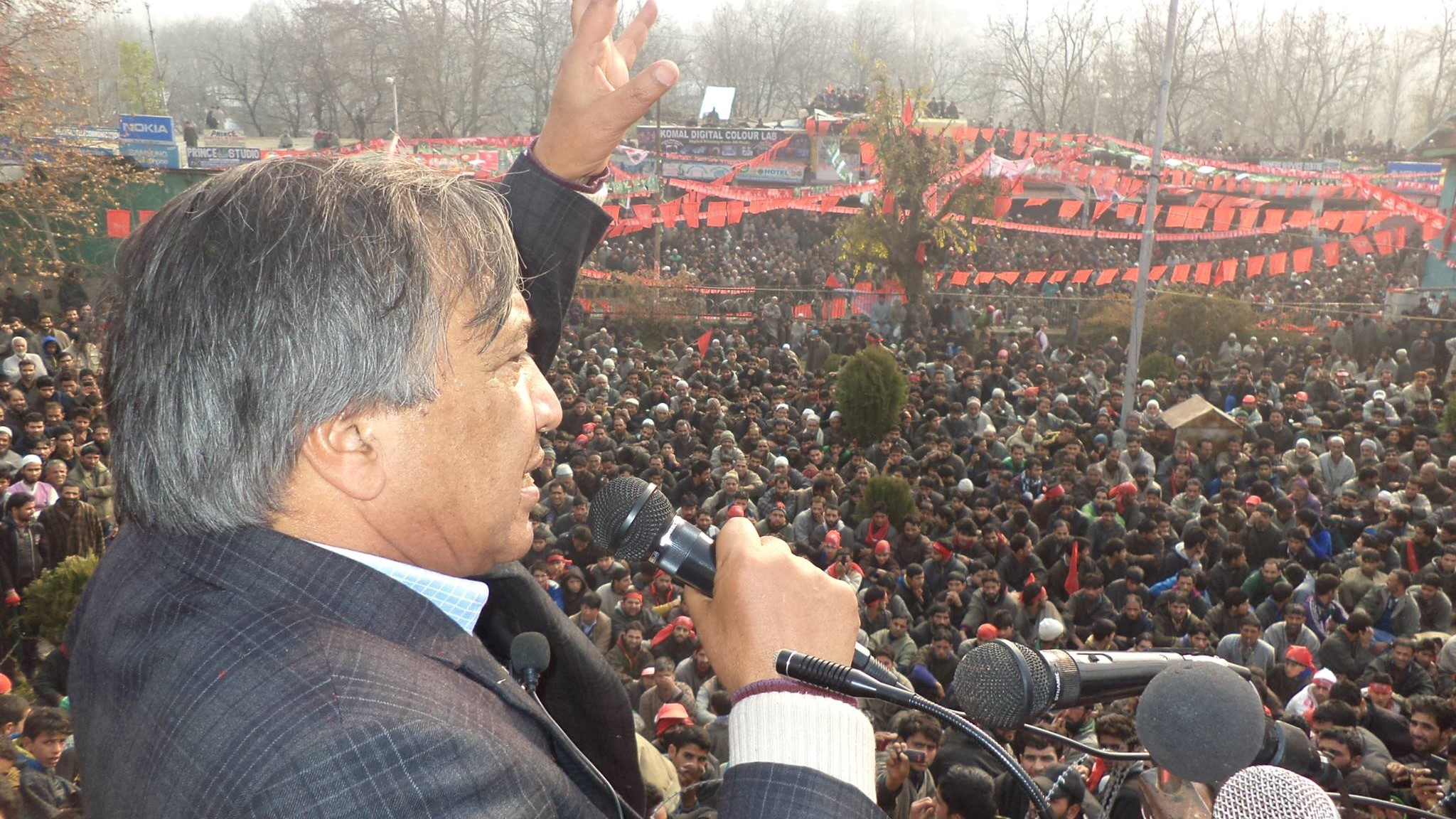 Tarigami Asks Centre to Name Where 400