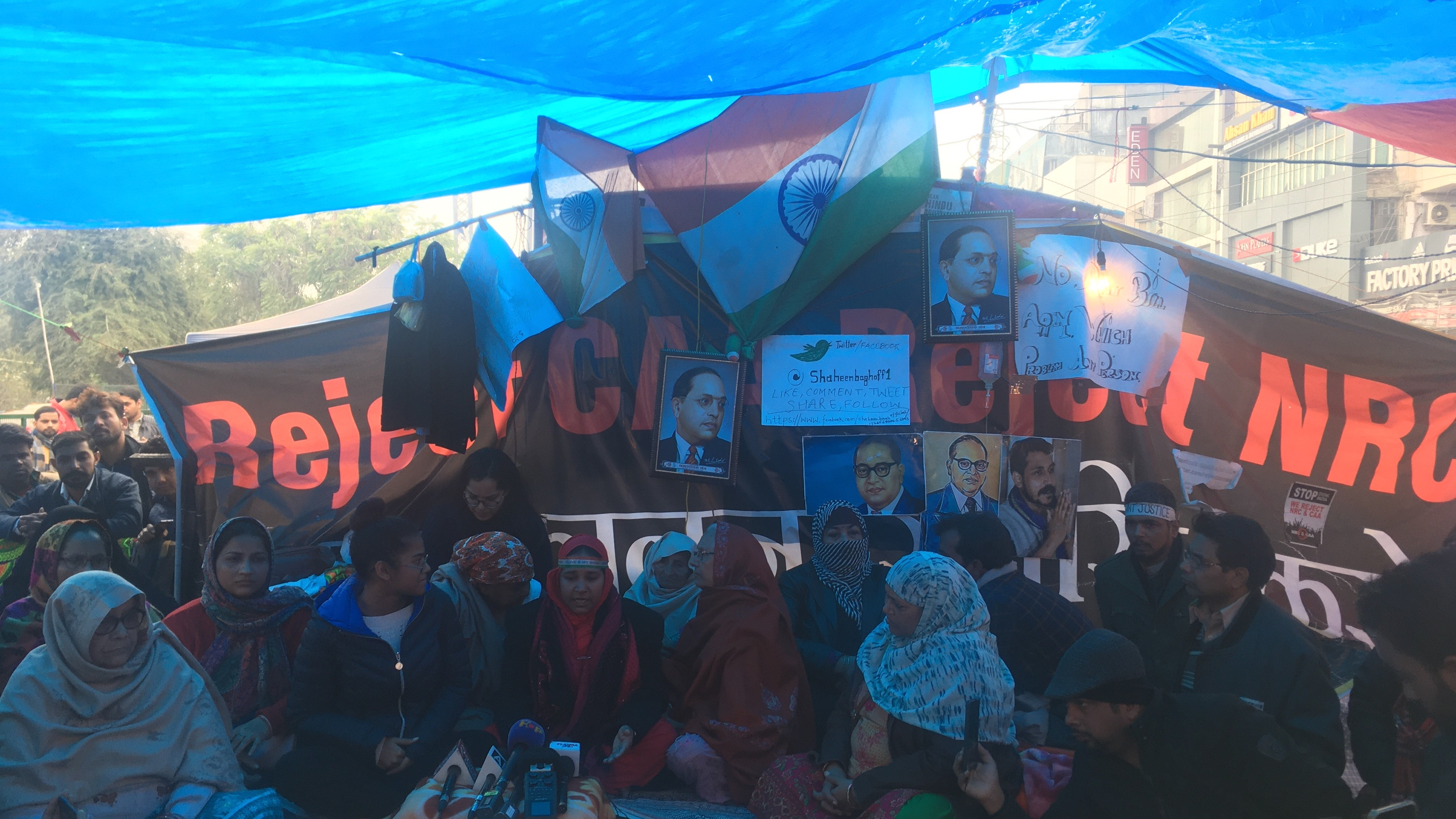 State-Sponsored Ambush: Shaheen Bagh Protesters