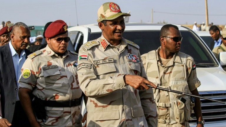 General Mohamed Hamdan Dagalo, is the head of the Rapid Support Forces (RSF) and a member of the Sovereignty Council.