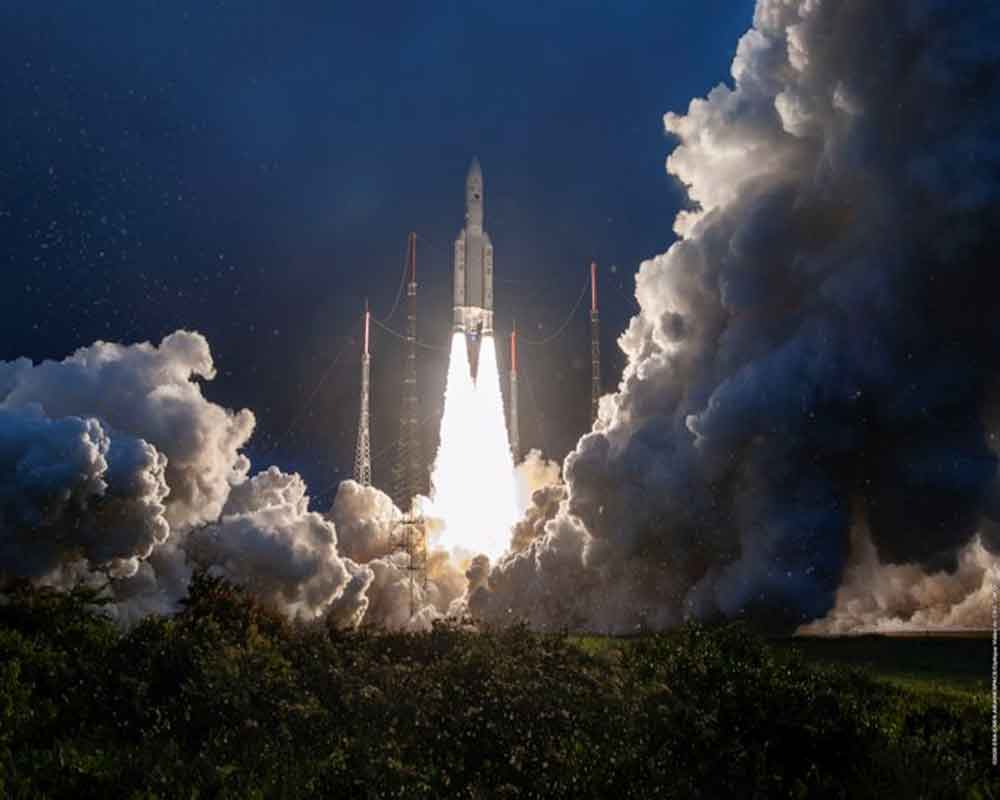 ISRO's 'High-Power' GSAT-30 Satellite Successfully Launched by Ariane Rocket