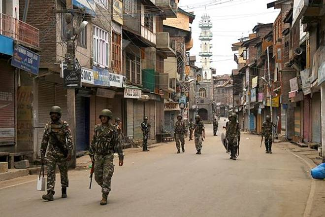 A New Mainstream in the Offing in Kashmir's Politics?