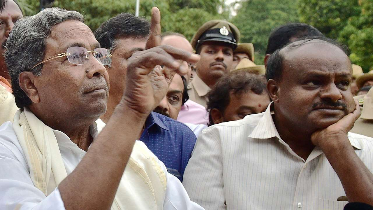 'Where Were You During Floods?' Siddaramaiah, Kumaraswamy Hit Out at PM's Visit