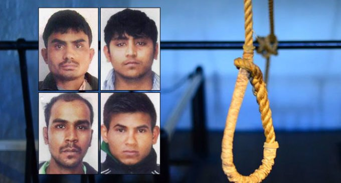 4 Convicts in Nirbhaya Case to be Hanged on January 22 in Tihar: Court