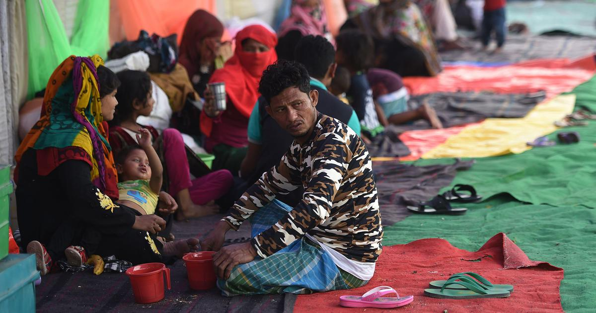 UP Govt Starts Identifying Refugees, Triggers Panic Among Muslims