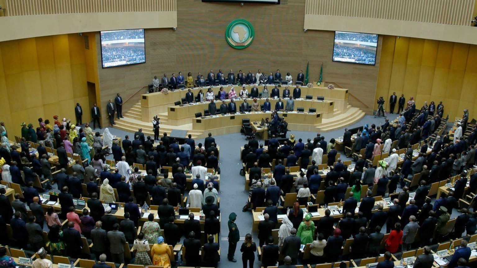 African Union rejects Donald Trump's Palestine deal