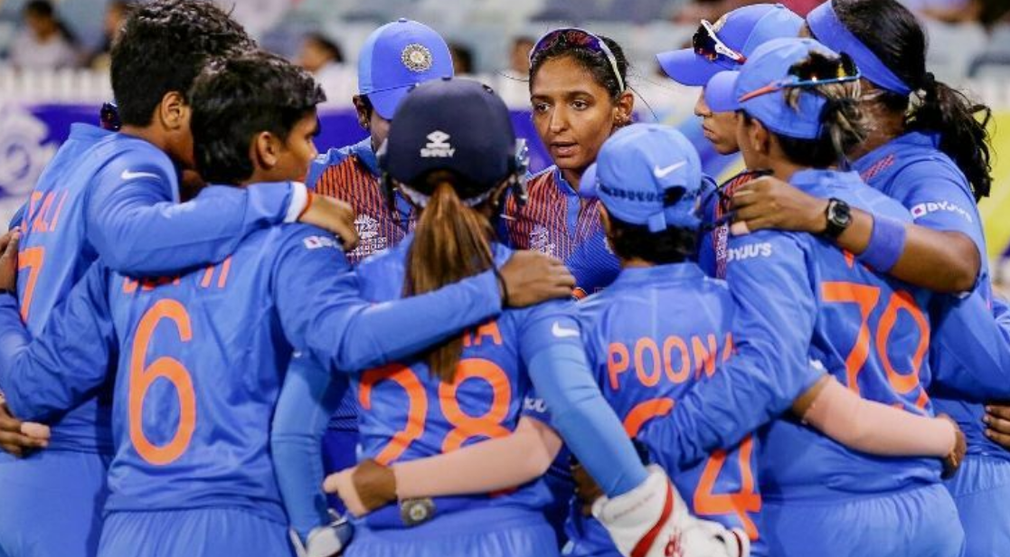 Indian cricket team at the ICC Women's T20 World Cup 2020