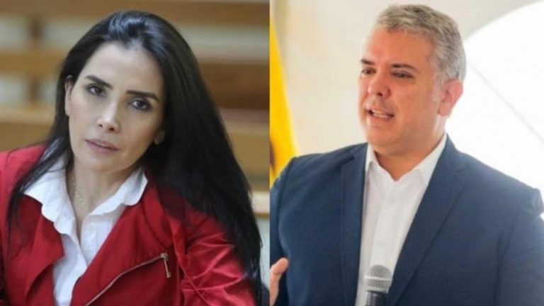 Colombian Congress is launching an investigation of President Ivan Duque over charges of electoral fraud and corruption due to denouncements by Aída Merlano.