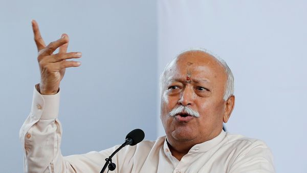 RSS Chief Bhagwat in MP: Attempt
