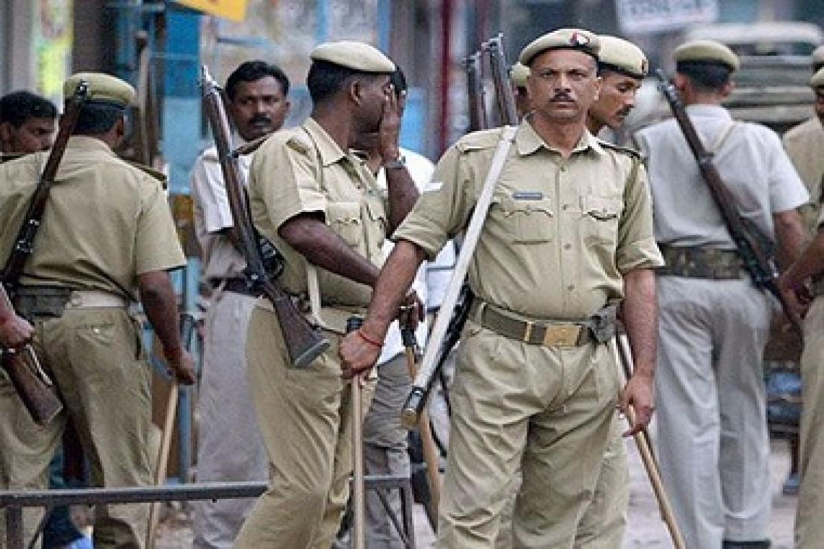 Uttar Pradesh: Son Alleges that Father was Booked