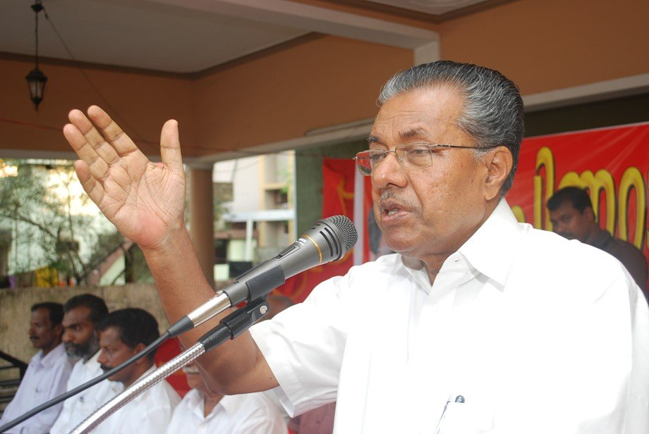 Pinarayi Vijayan's mention of Social Democratic Party of India during question hour in the Assembly triggered a war of words with the Congress-led United Democratic Front.