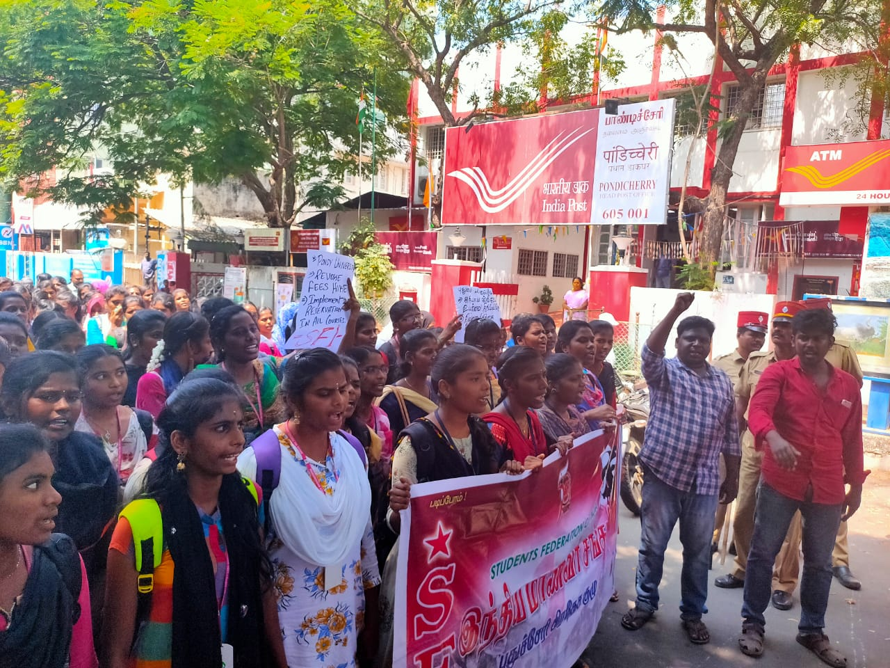 Pondicherry University to 'Counsel' Anti-CAA Protesters