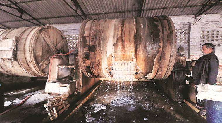 After 14 Months of Closure, 248 Tanneries in Kanpur Shut Down Again