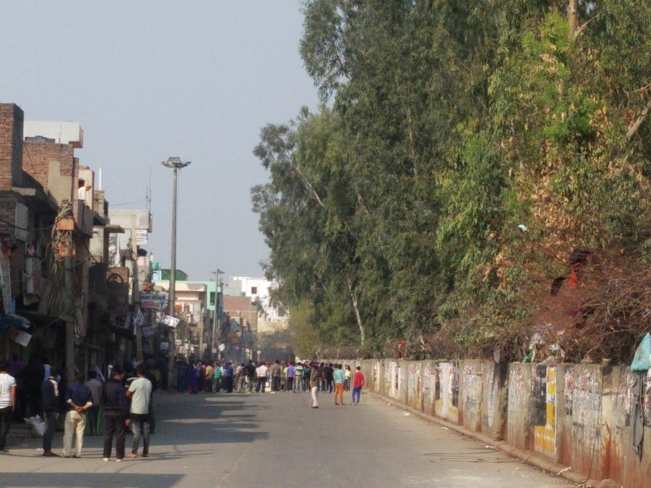 Delhi Riots Ground Report: We Have Come Out to Protect Delhi Police