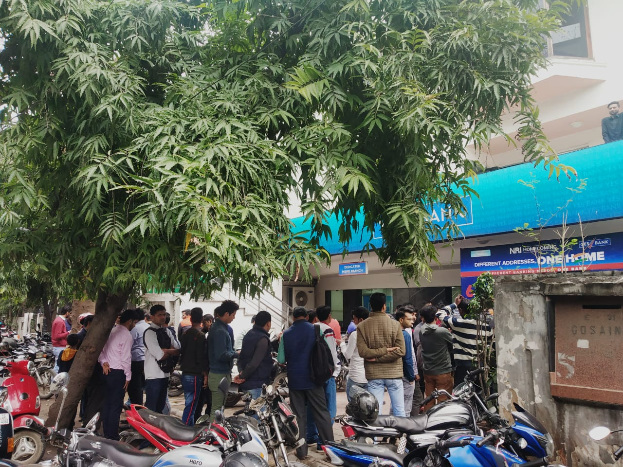 Day Two: Yes Bank Depositors Scramble for Cash, Most ATMs Run Dry