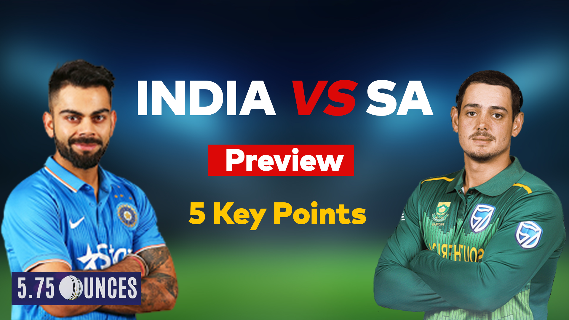 India vs South Africa ODI series cricket preview