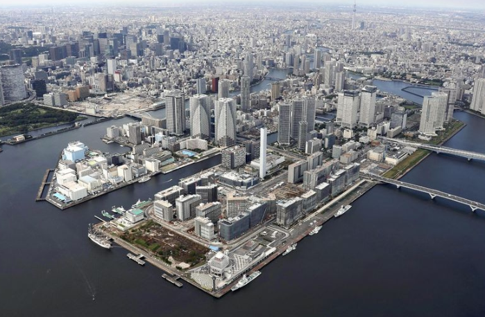 Tokyo 2020 (2021) Olympics Games village