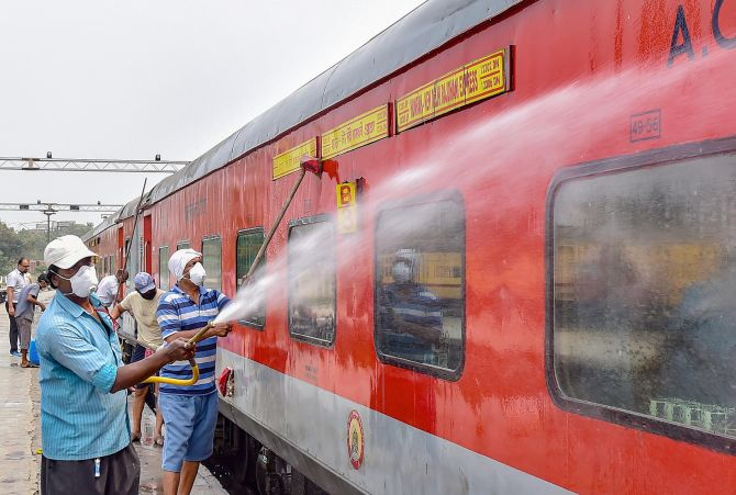 Coronavirus: Railways Cancels 155 Trains till March 31, Airlines Announce Pay Cuts