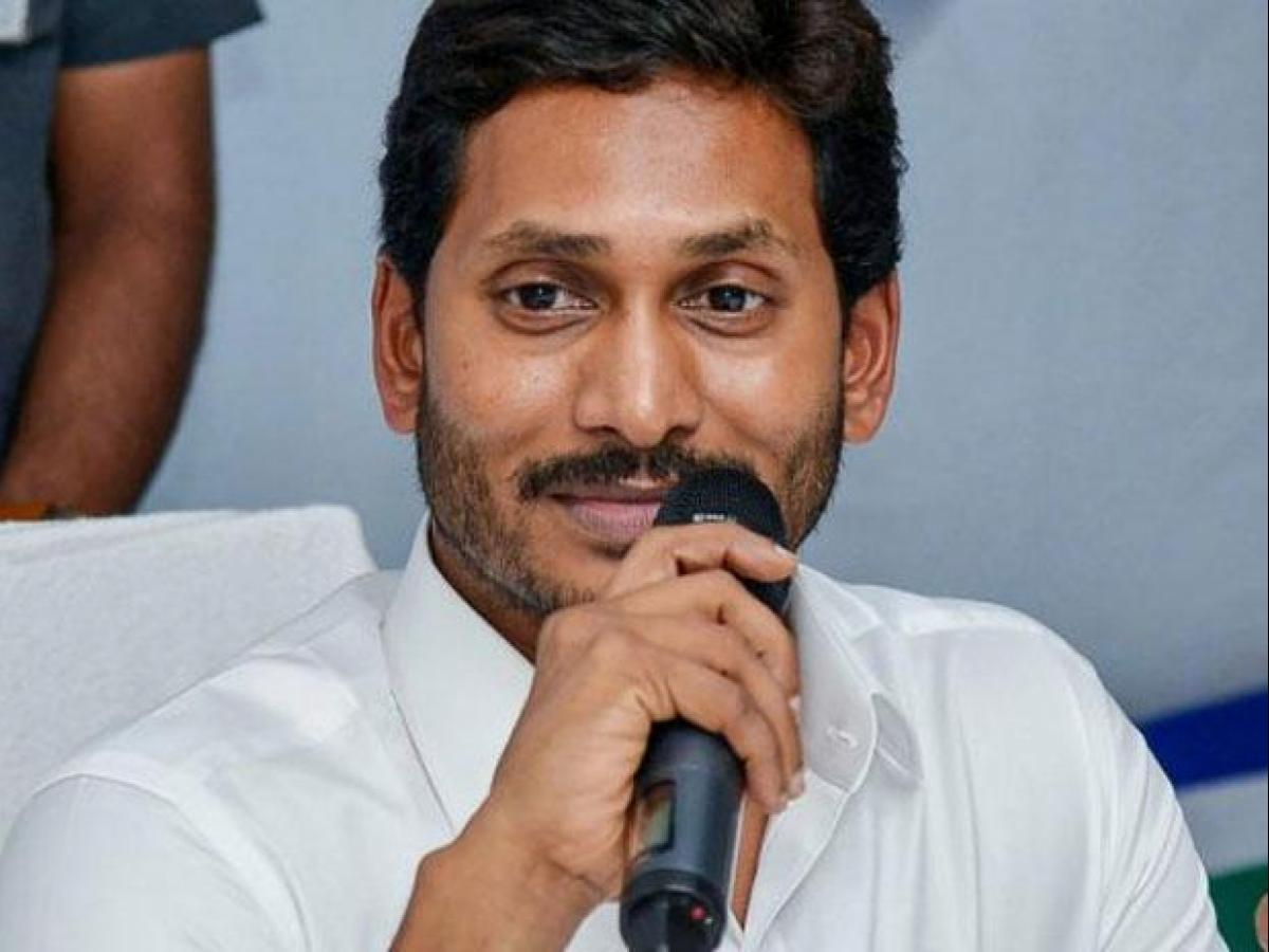 Chief Minister Y S Jagan Mohan Reddy