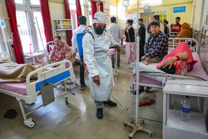 Lack of PPE: Despite Lessons from Italy, Iran, Healthcare Workers in Kashmir Vulnerable