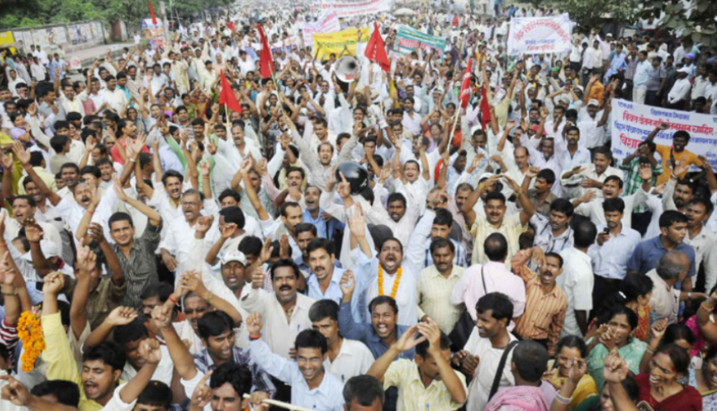 Bihar: About 4.5 Lakh Striking Teachers to Observe Fast Due to Non-Payment of Salary