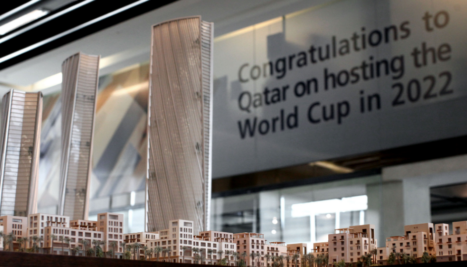 Corruption in Fifa during World Cup Qatar 2022  bidding process