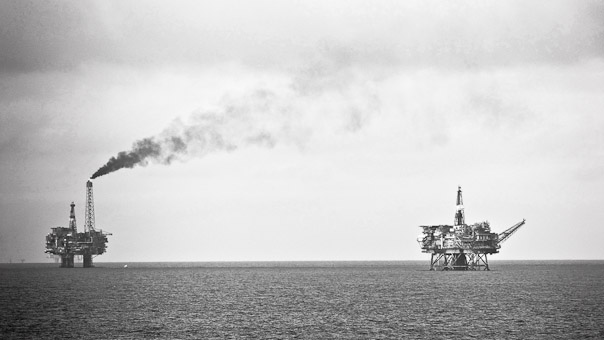 Oil Rigs and Pollution