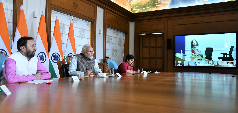 PIB Modi Press Interaction