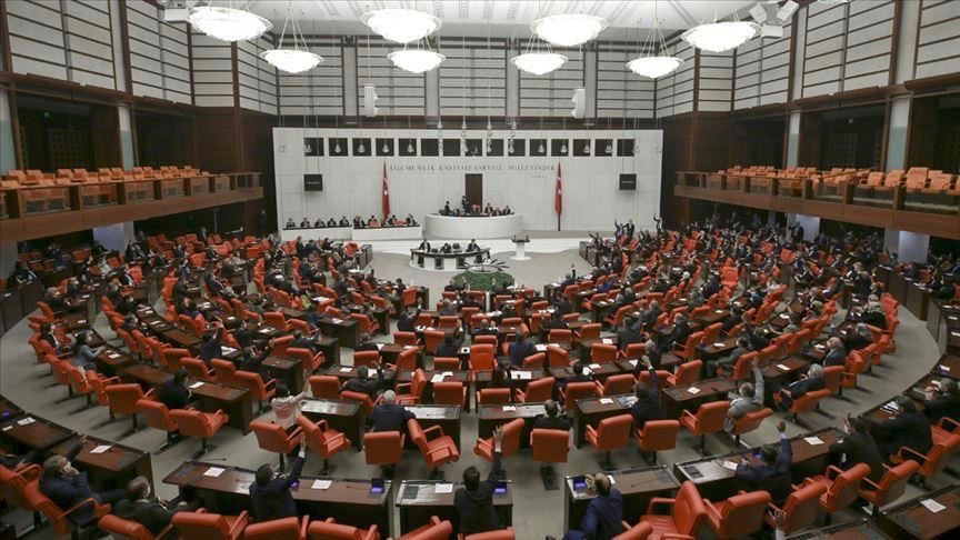 Turkish Parliament Approves Law for Prisoners' Release Amid COVID-19 Crisis