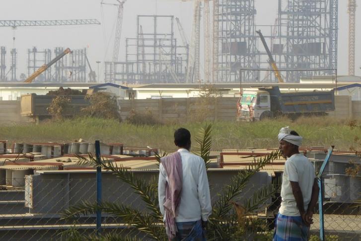Godda Power Plant in India