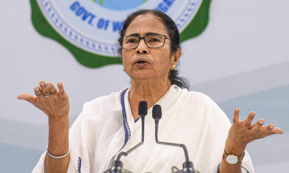 Mamata Gets Taste of Public Outrage