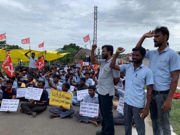 COVID-19 Lockdown: Ambattur Industrial Estate Workers Paid After Trade Union's Intervention