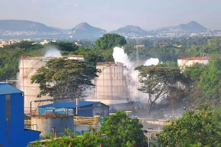 Lapses by LG Polymers Management Caused Styrene Gas Leakage, Says NGT Committee