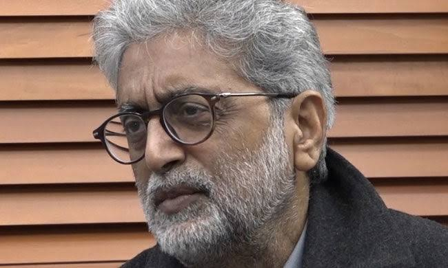 Rights Activist Gautam Navlakha Sent in Judicial Custody